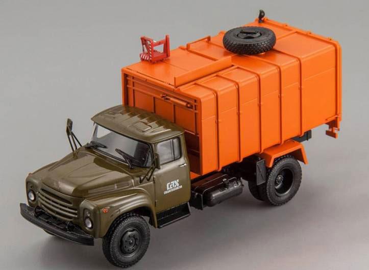 КО-413 (130) поздний хаки оранжевый