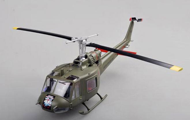 Вертолет UH-1C Army 1:48 - Вертолет UH-1C Army